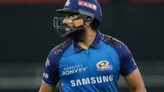IPL 2020: Here's Why Rohit Sharma Isn't Playing Against Chennai Super Kings