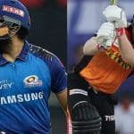 David Warner Asks Fans For Ideas to Cope With Quarantine Ahead of IPL 2021: MI Captain Rohit Sharma Trolls SRH Skipper With Tik-Tok Reference