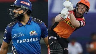David Warner Asks For Ideas to Cope With Quarantine Ahead of IPL 2021: MI Captain Rohit Sharma Trolls SRH Skipper With Tik-Tok Reference