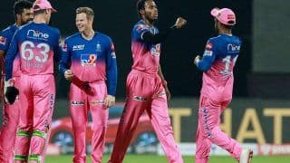Sunrisers Hyderabad vs Rajasthan Royals, 26th Match, Dream11 IPL 2020 Dubai Live Streaming Details: When And Where to Watch Online, Latest SRH vs RR, TV Timing in India, Full Schedule, Squads