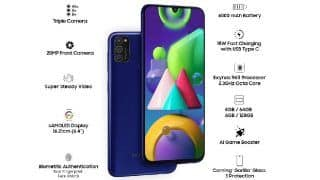 Samsung Galaxy M21 Gets a Price Cut: Check Out Updated Price, Specification, Other Details