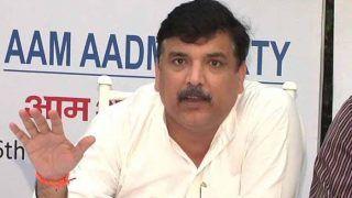 AAP सांसद संजय सिंह का योगी सरकार पर बड़ा आरोप, बोले- यूपी में अपराधियों पर कार्रवाई जाति पूछकर की जाती है