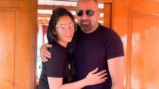 Maanayata Calls Sanjay Dutt Her 'Ram' For Beating Cancer With Courage in a New Post on Dussehra