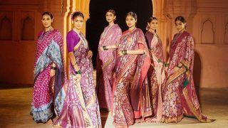Lakme Fashion Week: Designer Gaurang Shah's Ode to Yesteryear Singer Taramati