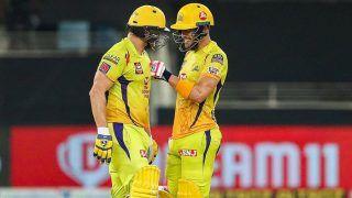 IPL 2020: Faf du Plessis, Shane Watson Star as Ruthless CSK End Losing Streak