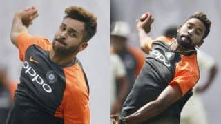 India vs Australia Squad Selection: Shardul Thakur or Mohammed Siraj - Who Will Get The go Ahead For Fifth Bowler's Spot?