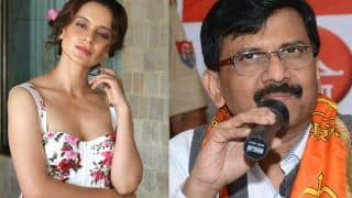 Shiv Sena Questions Kangana Ranaut's 'Silence' in Hathras Rape Case: 'As if Culprits Were Her Brothers'