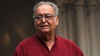 Veteran Bengali Actor Soumitra Chattopadhyay Tests Positive For COVID-19, Family Confirms 'He is Stable'