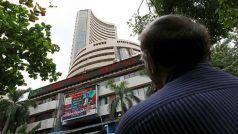 Sensex and Nifty: सप्ताह के आखिरी कारोबारी सत्र में गिरकर बंद हुआ शेयर बाजार, सेंसेक्स 136 अंक टूटा