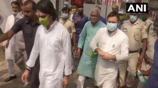 Bihar Election 2020: राघोपुर से तेजस्वी ने किया नामांकन, सीएम नीतीश को दी खुली चुनौती