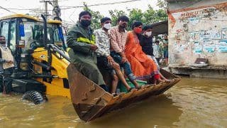 Monsoon Fury: 19 Dead, Over 1,000 Rescued as Heavy Rains Hit Telangana, Andhra Pradesh; PM Assures Central Assistance