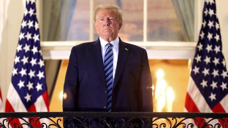 Twitter Removes Post Diminishing Efficacy of Masks Against COVID-19 by Donald Trump's Advisor