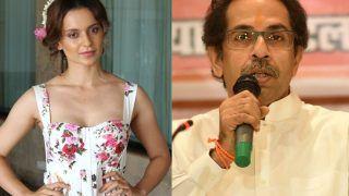 Uddhav Thackeray to Kangana Ranaut in SSR Case: Ganja Fields Are in Your State