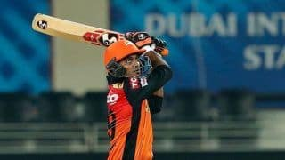 IPL 2020, RRvs SRH: Allrounder Vijay Shankar Explains Why it Was a Do-or-Die Game For Him
