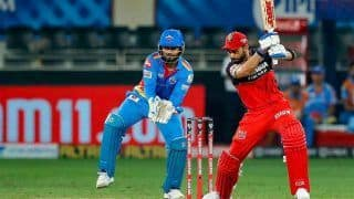 IPL 2020: Dropping Sitters Hurting Royal Challengers Bangalore, Says Captain Virat Kohli
