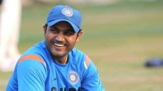 1st T20I: Indian Team Took Right Advantage of Concussion Sub Rule: Sehwag