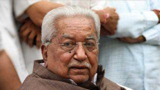 Former Gujarat Chief Minister Keshubhai Patel Passes Away at 92, PM Modi Mourns His Death