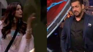 Bigg Boss 14 Weekend Ka Vaar: Shehnaaz Gill Is Back With Her Cute Antics, Gives Flying Kiss To Salman Khan
