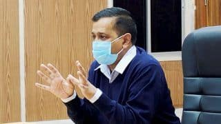 Kejriwal Urges AAP Leaders, Workers to Visit Public Places & Distribute Free Masks