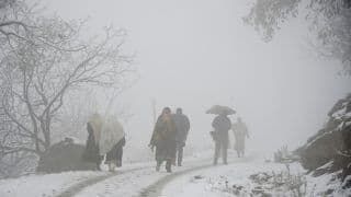 Cold Conditions Prevail in North India, Heavy Rains Likely in Southern States From Dec 1