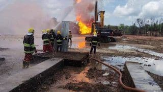 Assam: Baghjan Gas Well Successfully 'killed', Fire Fully Doused After Over 5 Months