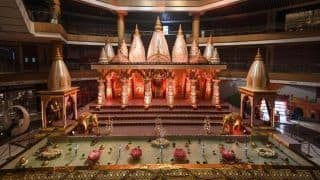 Vegas Mall in Delhi Recreates Varanasi Ghats For Dev Deepavali Celebration on November 30
