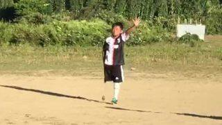 'Nothing is Impossible': 9-Year-Old Born Manipur Boy Plays Football With One Leg, Netizens in Awe of His Spirit | Watch