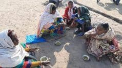 #FarmerProtest: निरंकारी मैदान में हजारों किसान, दिल्ली के लोग कर रहे लंगर सेवा...