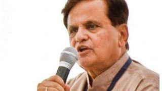 Congress Leader Ahmed Patel's Last Rites To Be Held At His Native Village In Gujarat's Bharuch