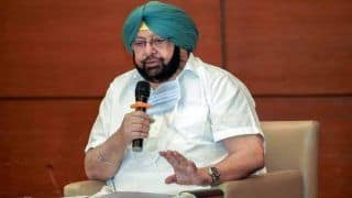 Farmers Protest: Amarinder Singh Welcomes Govt's Decision To Allow Farmers to Protest In Delhi