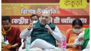 Amit Shah Congratulates People of J&K for 'Great Turnout' In DDC Polls, Applauds Security Forces
