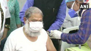 Coronavirus Vaccine Big News Update: भारतीय वैक्सीन का तीसरे चरण का ट्रायल शुरू, मंत्री अनिल विज ने सबसे पहले लगवाया टीका