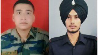 Pakistan Violates Ceasefire In Jammu and Kashmir's Rajouri, 2 Army Jawans Martyred