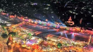 Ayodhya Lights up on Deepotsav With Over Six Lakh Diyas on Saryu Banks, Sets Another Guinnesss Record