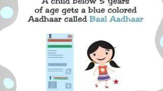 Baal Aadhaar: बच्चे के लिए कैसे अप्लाई करें आधार कार्ड? यहां जानें पूरा तरीका