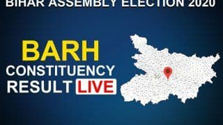 Barh Constituency Election Result Live: BJP's Gyanendra Kumar WINS