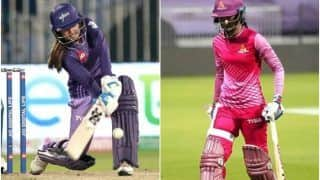 IPL 2020 Womens T20 Challenge VEL vs TRL Live: ट्रेलब्लेजर्स ने वेलोसिटी को 9 विकेट से हराया