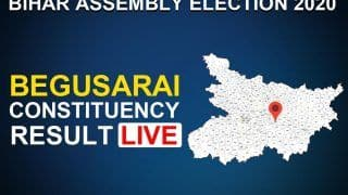 Begusarai Constituency Election Result: Kundan Kumar of BJP Emerges as Winner