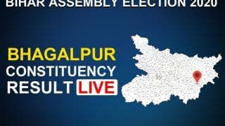 Bhagalpur Constituency Election Result: Congress's Ajit Sharma Bags The Seat