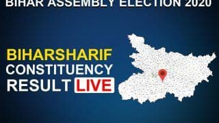 Biharsharif Constituency Election Result: BJP's Sunil Kumar Wins