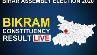 Bikram Constituency Election Result LIVE: Congress's Siddharth Saurav WINS