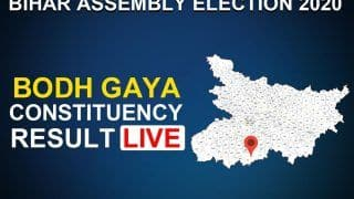 Bodh Gaya Constituency Result: RJD's Kumar Sarvjeet Wins by 4,708 Votes
