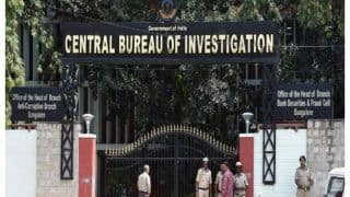 CBI Conducts Searches at 100 Locations Across 11 States in Separate Bank Fraud Cases