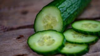 IIT-Kharagpur Researchers Develop Food Packaging From Cucumber Peels to Replace Plastic