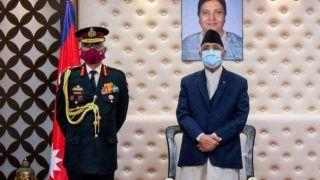 भारतीय सेना अध्यक्ष से बोले नेपाली प्रधानमंत्री, भारत और नेपाल का रिश्ता है सदियों पुराना