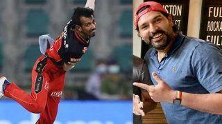 IPL से बाहर हुई RCB, युवराज सिंह ने युजवेंद्र चहल से फाइनल को लेकर लिए मजे