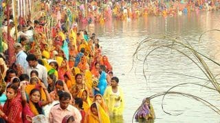 Chhath Puja 2020: Know History And Significance of The Festival Dedicated to The Sun
