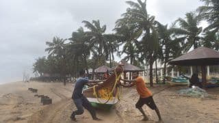 Cyclone Nivar: IMD Says Landfall Likely at Midnight, Southern Railways Announces Train Diversions