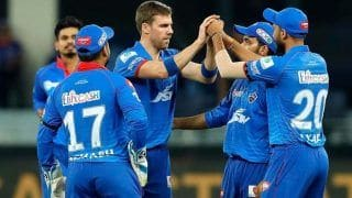 MI vs DC: मुंबई के खिलाफ मैच में काली पट्टी बांध कर उतरे हैं दिल्ली के खिलाड़ी, यह है वजह