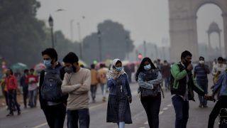 Rain Brings Respite from Pollution in Delhi-NCR, Temperature Dips